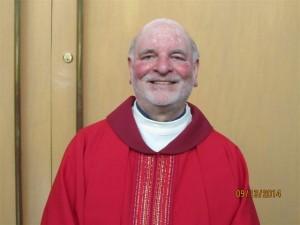 Père Gérald Lajeunesse septembre 2014 -