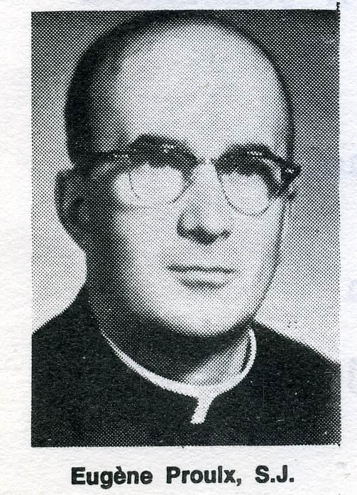 P. Eugène Proulx S.J.