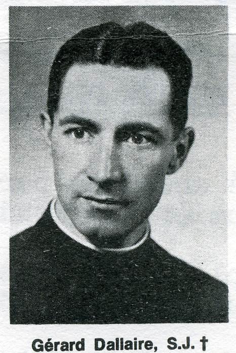 P. Gerard Dallaire S.J.