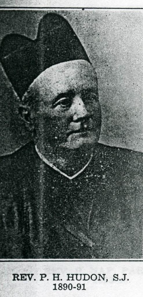 P. P. H.Hudon SJ