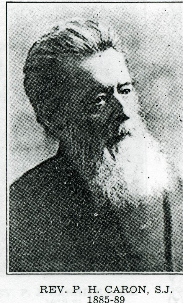 P.H Caron S.J.
