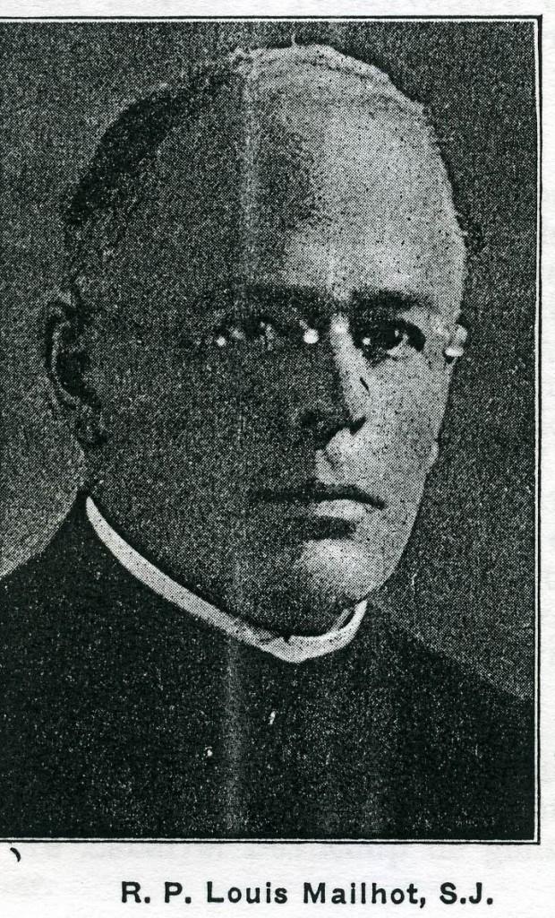 R. P. Louis Mailhot S. J.