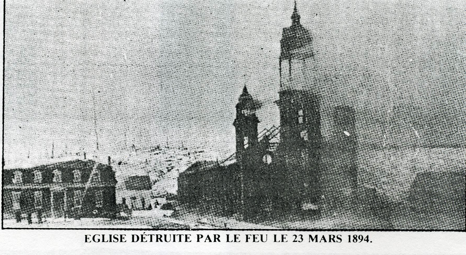 Feu en 1894
