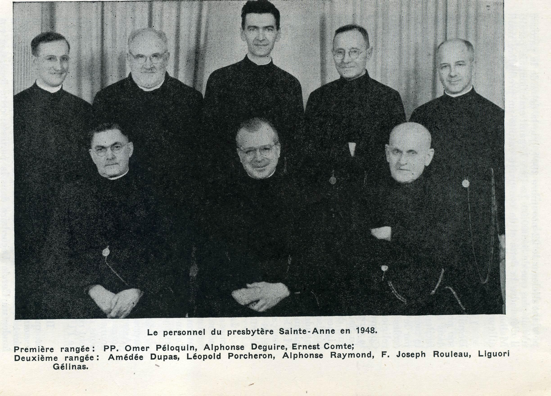 Personnel en 1948