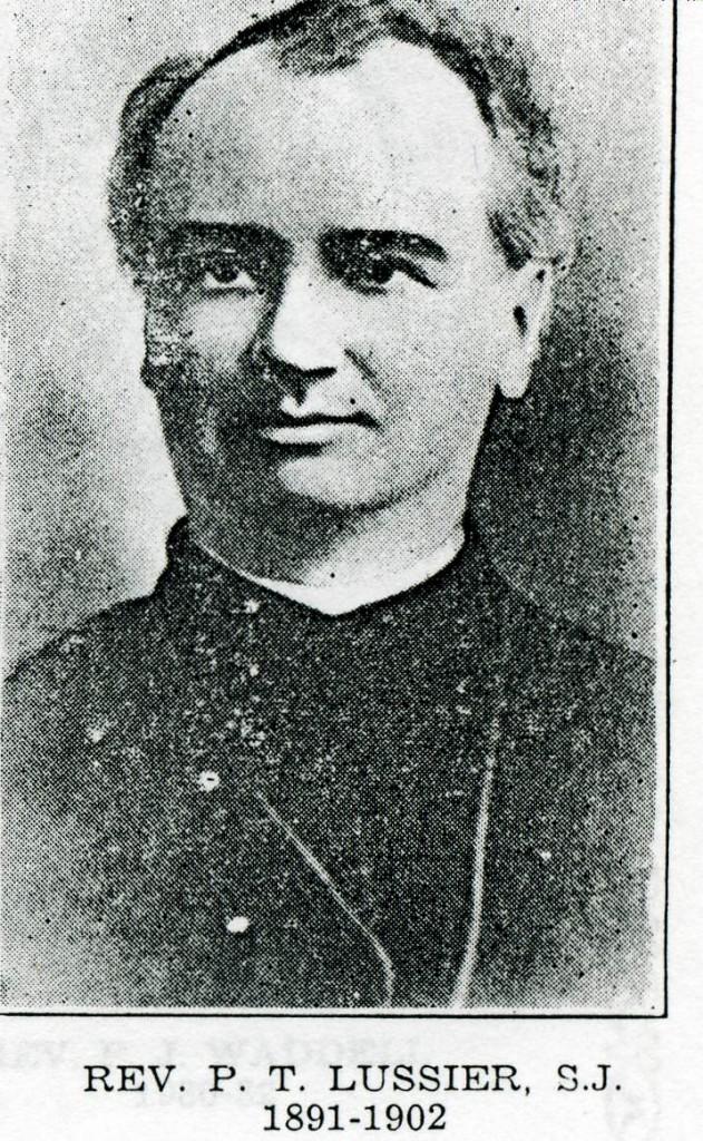 P. T. Lussier S. J